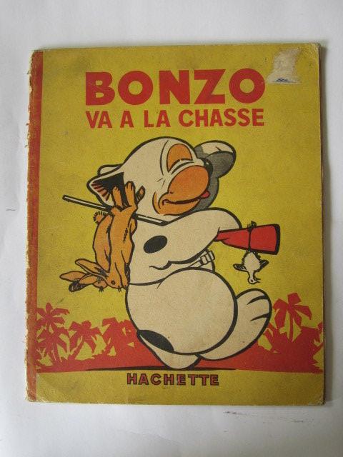 Photo of BONZO VA A LA CHASSE- Stock Number: 1305094