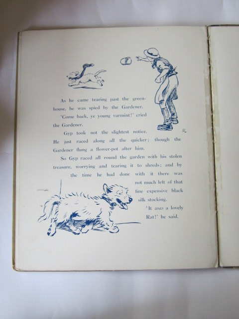 Photo of GYP'S HOUR OF BLISS written by Aldin, Cecil illustrated by Aldin, Cecil published by Collins Clear-Type Press (STOCK CODE: 1305264)  for sale by Stella & Rose's Books