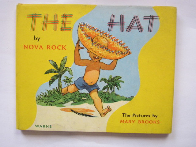 Photo of THE HAT written by Rock, Nova illustrated by Brooks, Mary published by Frederick Warne & Co Ltd. (STOCK CODE: 1305480)  for sale by Stella & Rose's Books