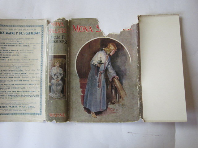 Photo of MONA ST. CLAIRE written by Armstrong, Annie E. illustrated by Hammond, Gertrude Demain published by Frederick Warne & Co Ltd. (STOCK CODE: 1305648)  for sale by Stella & Rose's Books