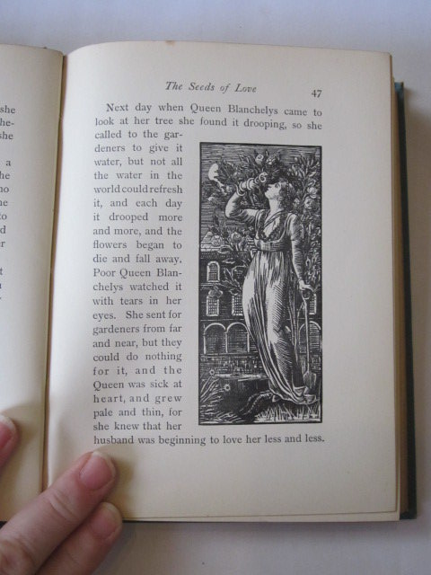 Photo of ON A PINCUSHION AND OTHER FAIRY TALES written by De Morgan, Mary illustrated by De Morgan, William published by Alexander Moring Ltd. (STOCK CODE: 1305718)  for sale by Stella & Rose's Books