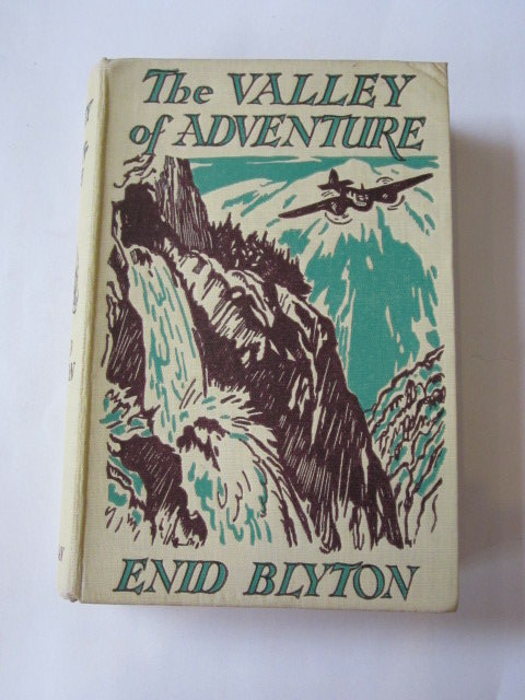 Photo of THE VALLEY OF ADVENTURE written by Blyton, Enid illustrated by Tresilian, Stuart published by Macmillan & Co. Ltd. (STOCK CODE: 1305855)  for sale by Stella & Rose's Books