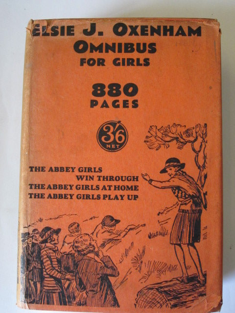 Photo of ELSIE J. OXENHAM OMNIBUS FOR GIRLS written by Oxenham, Elsie J. published by Collins Clear-Type Press (STOCK CODE: 1305915)  for sale by Stella & Rose's Books
