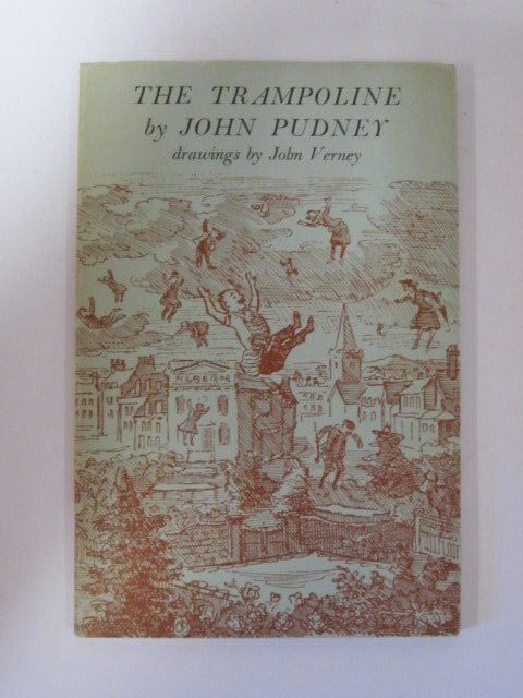 Photo of THE TRAMPOLINE written by Pudney, John illustrated by Verney, John published by Michael Joseph (STOCK CODE: 1306367)  for sale by Stella & Rose's Books