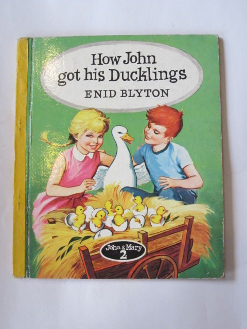 Photo of HOW JOHN GOT HIS DUCKLINGS written by Blyton, Enid published by Brockhampton Press (STOCK CODE: 1306765)  for sale by Stella & Rose's Books