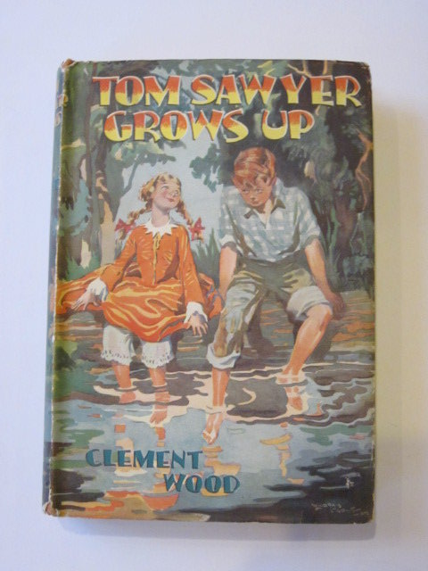 Photo of TOM SAWYER GROWS UP- Stock Number: 1306896