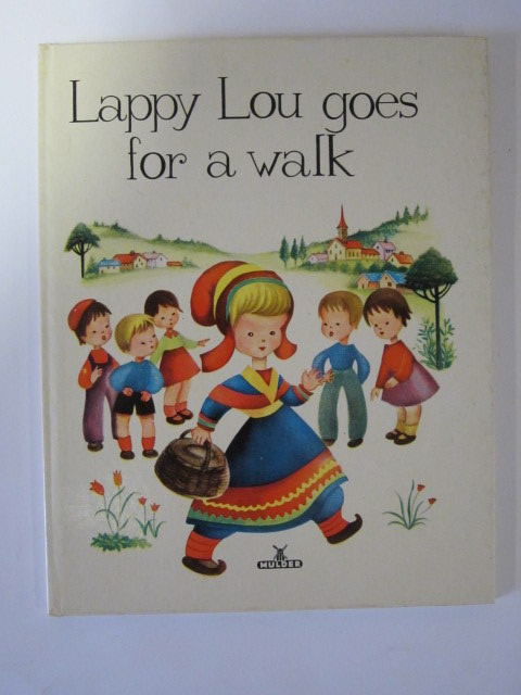 Photo of LAPPY LOU GOES FOR A WALK- Stock Number: 1307090