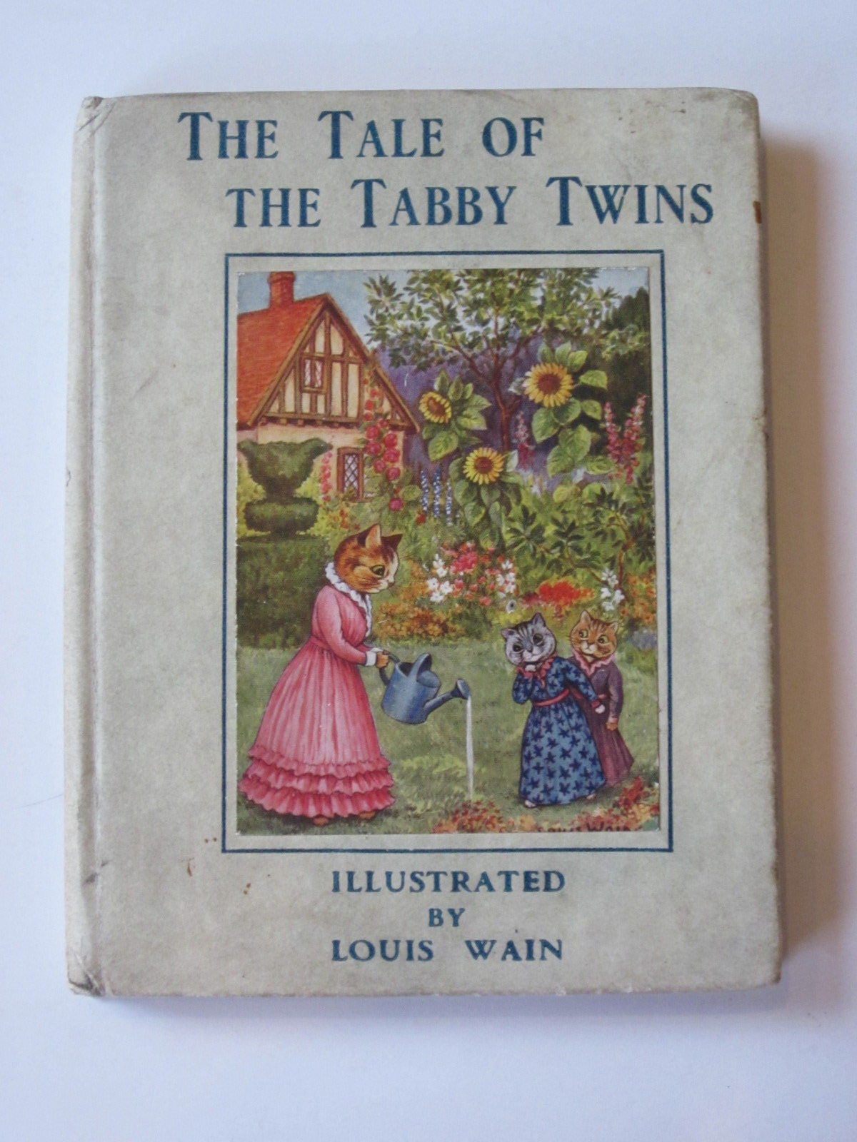Photo of THE TALE OF THE TABBY TWINS- Stock Number: 1308109