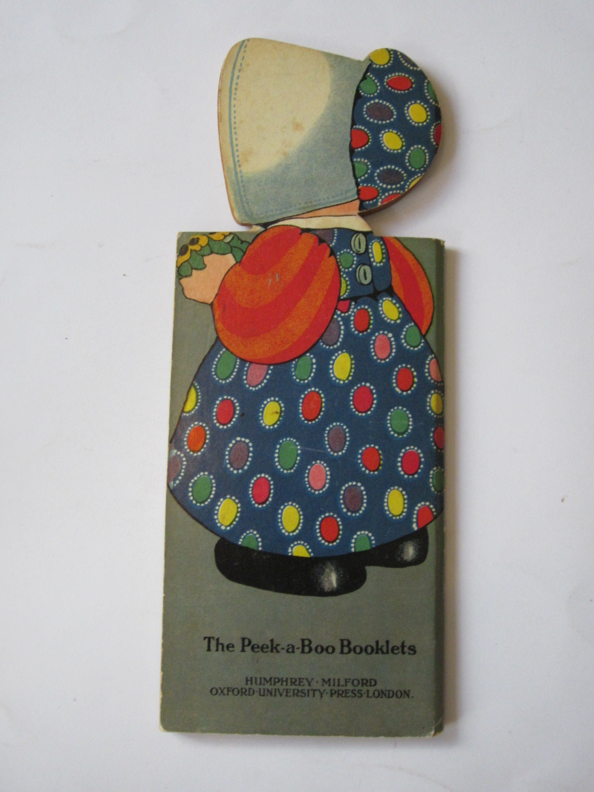 Photo of PEEK-A-BOO PAM written by Byron, May illustrated by Preston, Chloe published by Humphrey Milford, Oxford University Press (STOCK CODE: 1308319)  for sale by Stella & Rose's Books