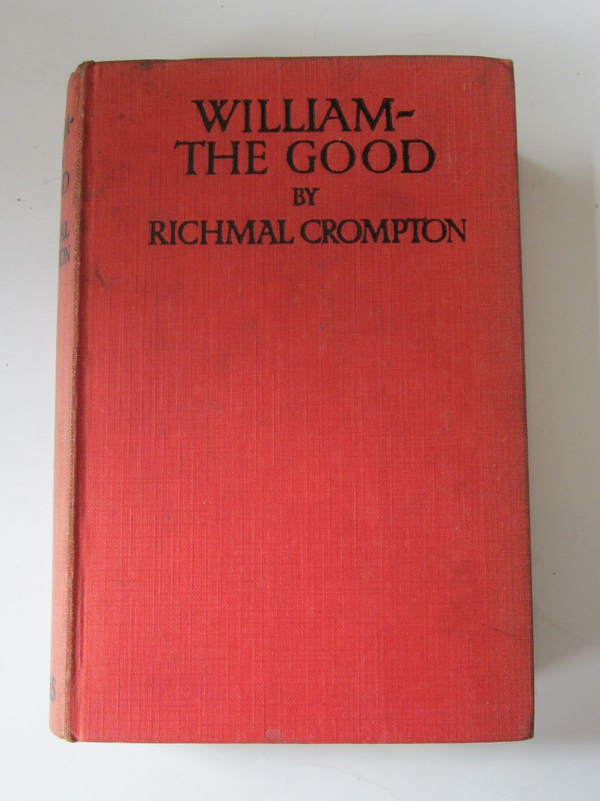 Photo of WILLIAM THE GOOD written by Crompton, Richmal illustrated by Henry, Thomas published by George Newnes Limited (STOCK CODE: 1308453)  for sale by Stella & Rose's Books