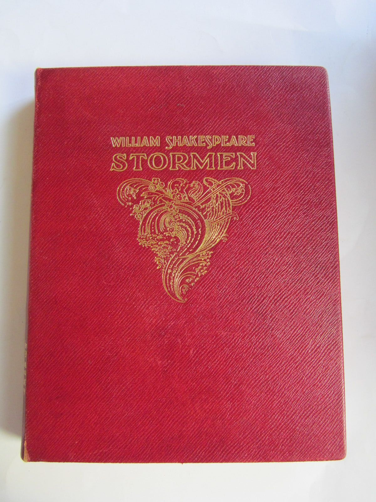 Photo of STORMEN written by Shakespeare, William illustrated by Dulac, Edmund published by Aktiebolaget Hasse W. Tullbergs Forlag (STOCK CODE: 1309090)  for sale by Stella & Rose's Books