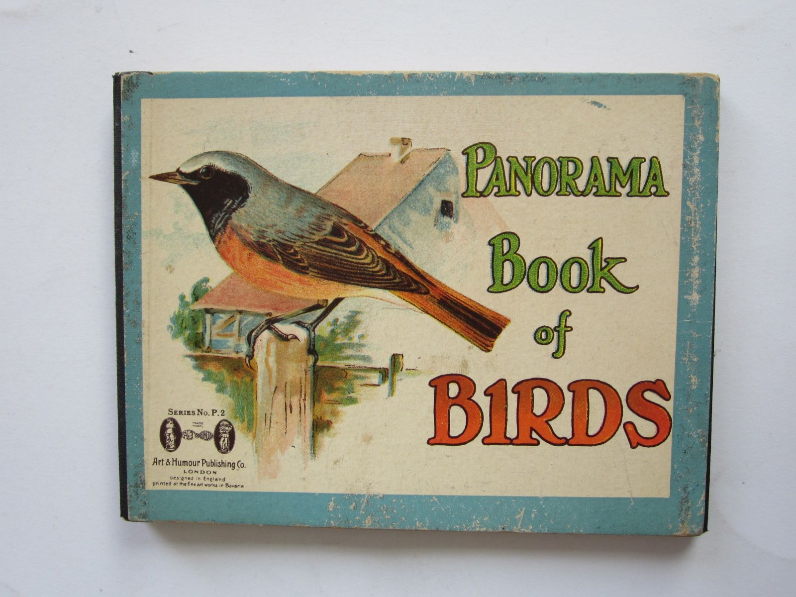 Photo of PANORAMA BOOK OF BIRDS published by Art & Humour Publishing Co. (STOCK CODE: 1309199)  for sale by Stella & Rose's Books