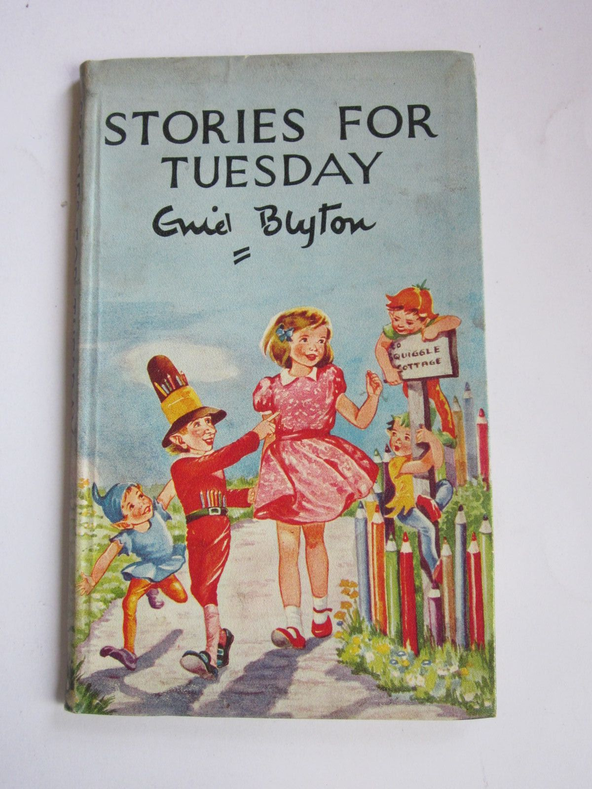 Photo of STORIES FOR TUESDAY written by Blyton, Enid published by Oliphants Ltd. (STOCK CODE: 1309229)  for sale by Stella & Rose's Books