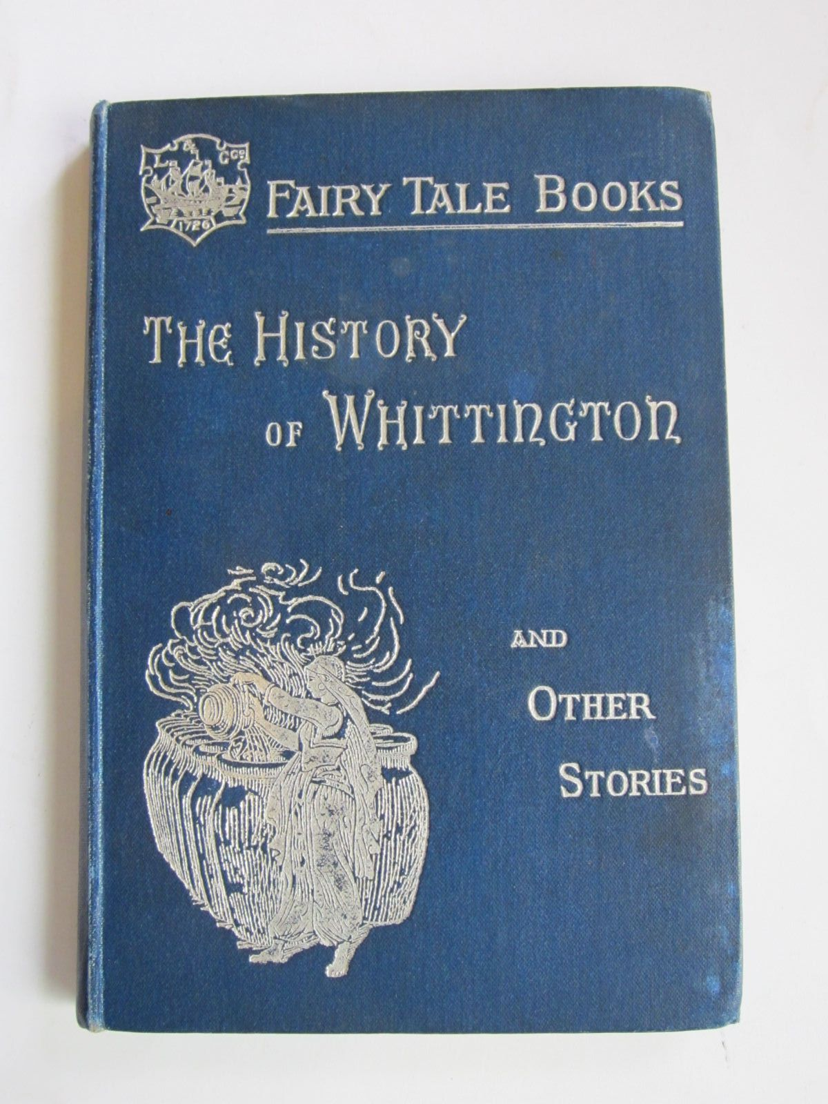 Photo of THE HISTORY OF WHITTINGTON AND OTHER STORIES written by Lang, Andrew illustrated by Ford, H.J.<br />Hood, G.P. Jacomb published by Longmans, Green &amp; Co. (STOCK CODE: 1309231)  for sale by Stella & Rose's Books