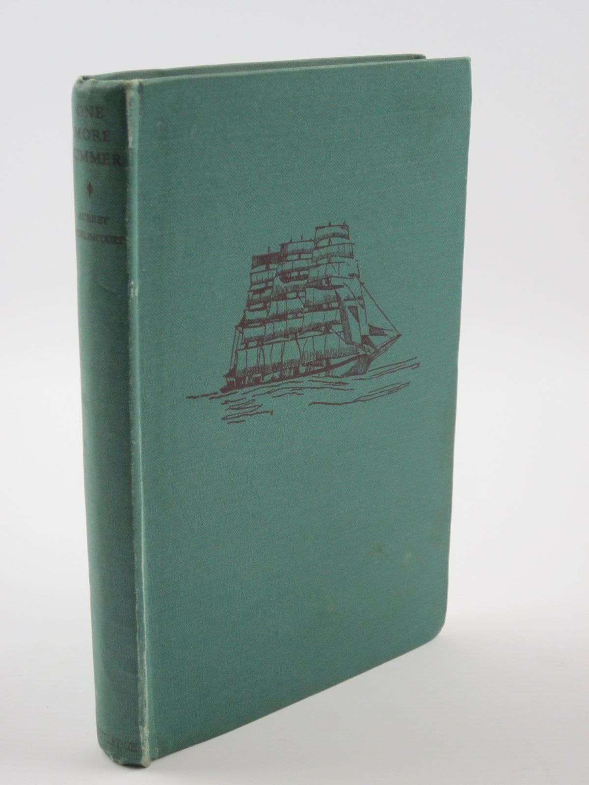 Photo of ONE MORE SUMMER written by De Selincourt, Aubrey illustrated by De Selincourt, Guy published by George Routledge & Sons Ltd. (STOCK CODE: 1309283)  for sale by Stella & Rose's Books