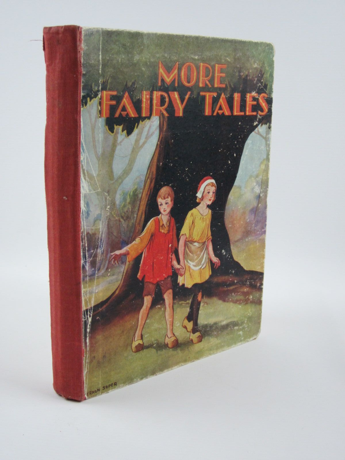 Photo of MORE FAIRY TALES- Stock Number: 1309707