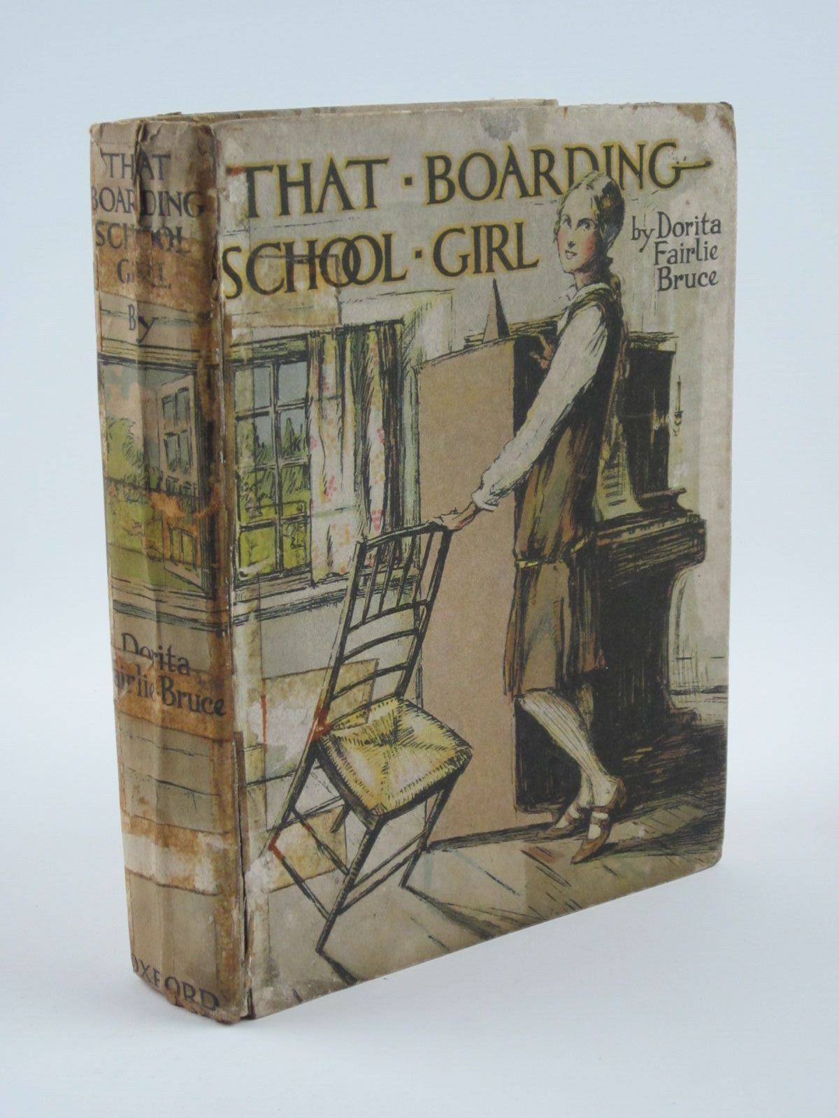 Photo of THAT BOARDING-SCHOOL GIRL- Stock Number: 1309762