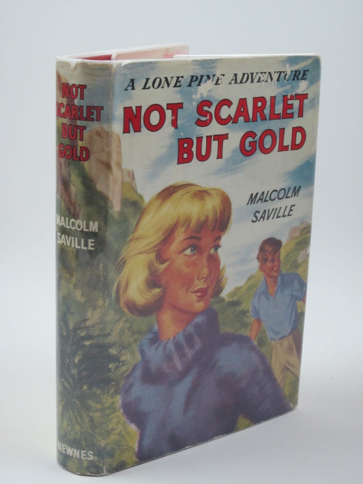 Photo of NOT SCARLET BUT GOLD- Stock Number: 1309874