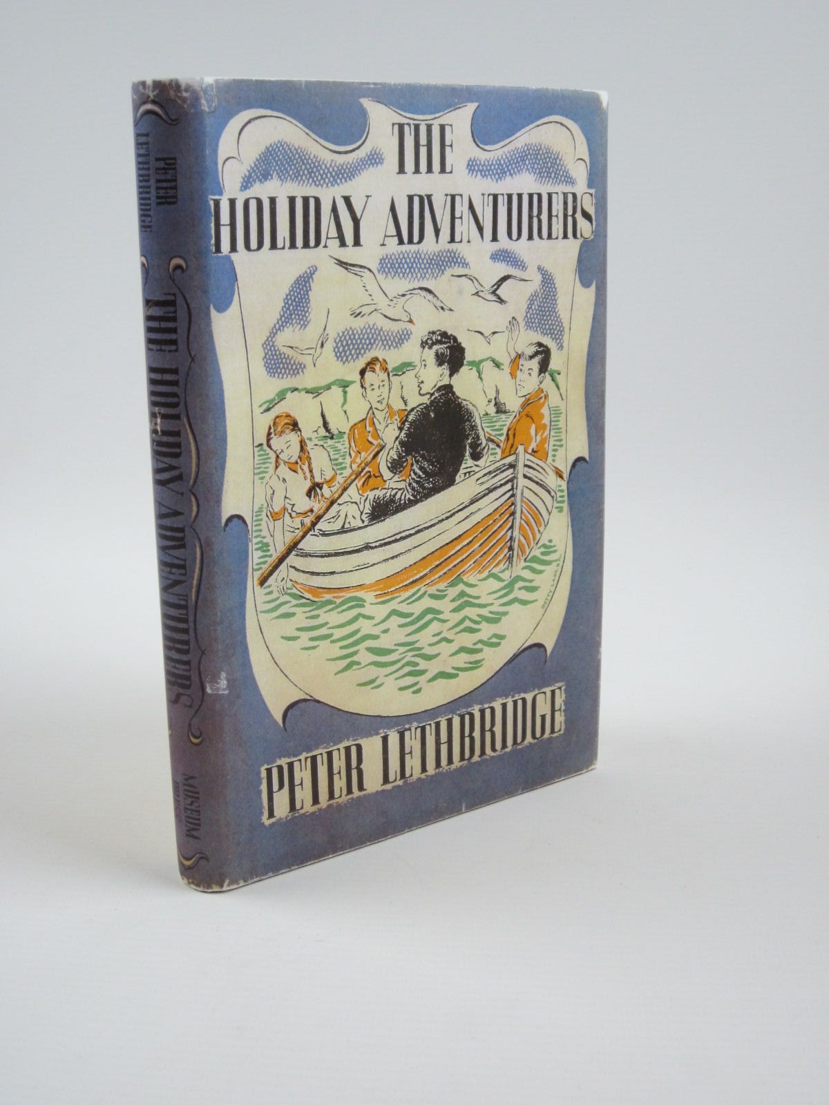 Photo of THE HOLIDAY ADVENTURERS- Stock Number: 1310176