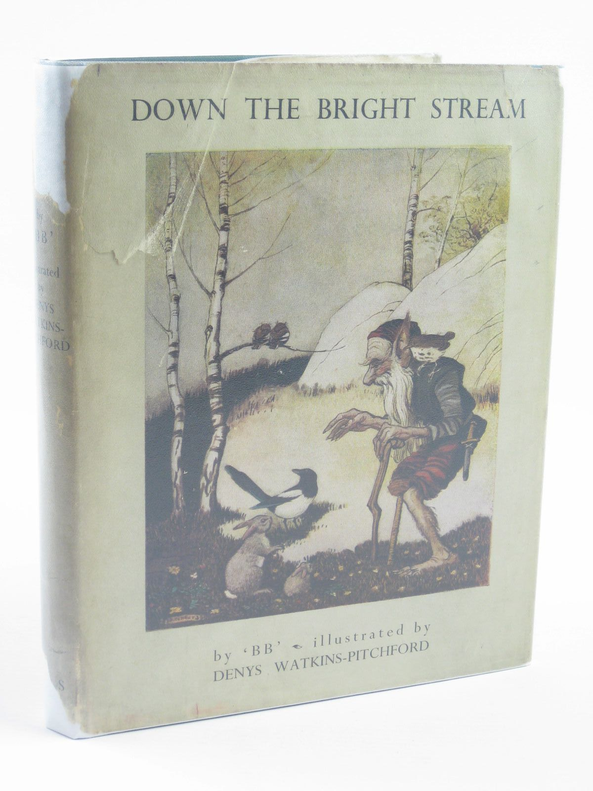 Photo of DOWN THE BRIGHT STREAM written by BB,  illustrated by BB,  published by Eyre & Spottiswoode (STOCK CODE: 1310253)  for sale by Stella & Rose's Books