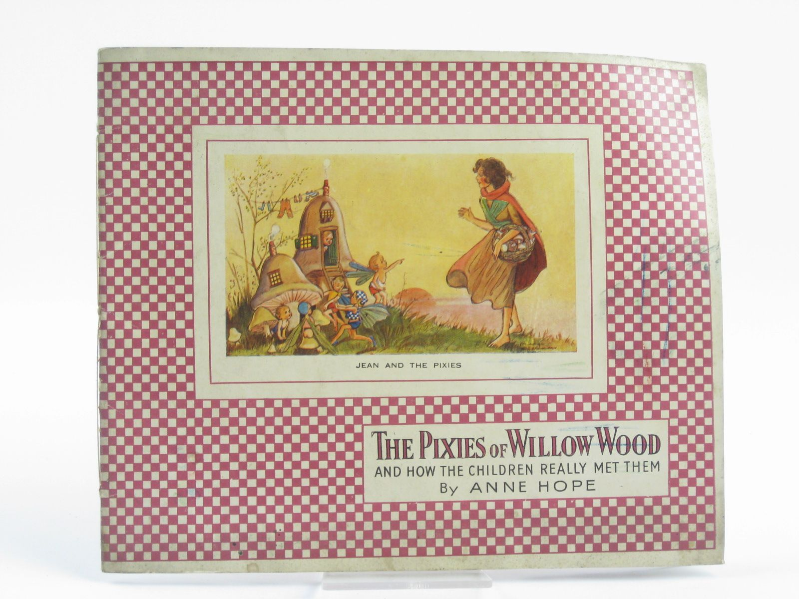Photo of THE PIXIES OF WILLOW WOOD written by Hope, Anne illustrated by Williams, Madge published by J. Salmon (STOCK CODE: 1310278)  for sale by Stella & Rose's Books