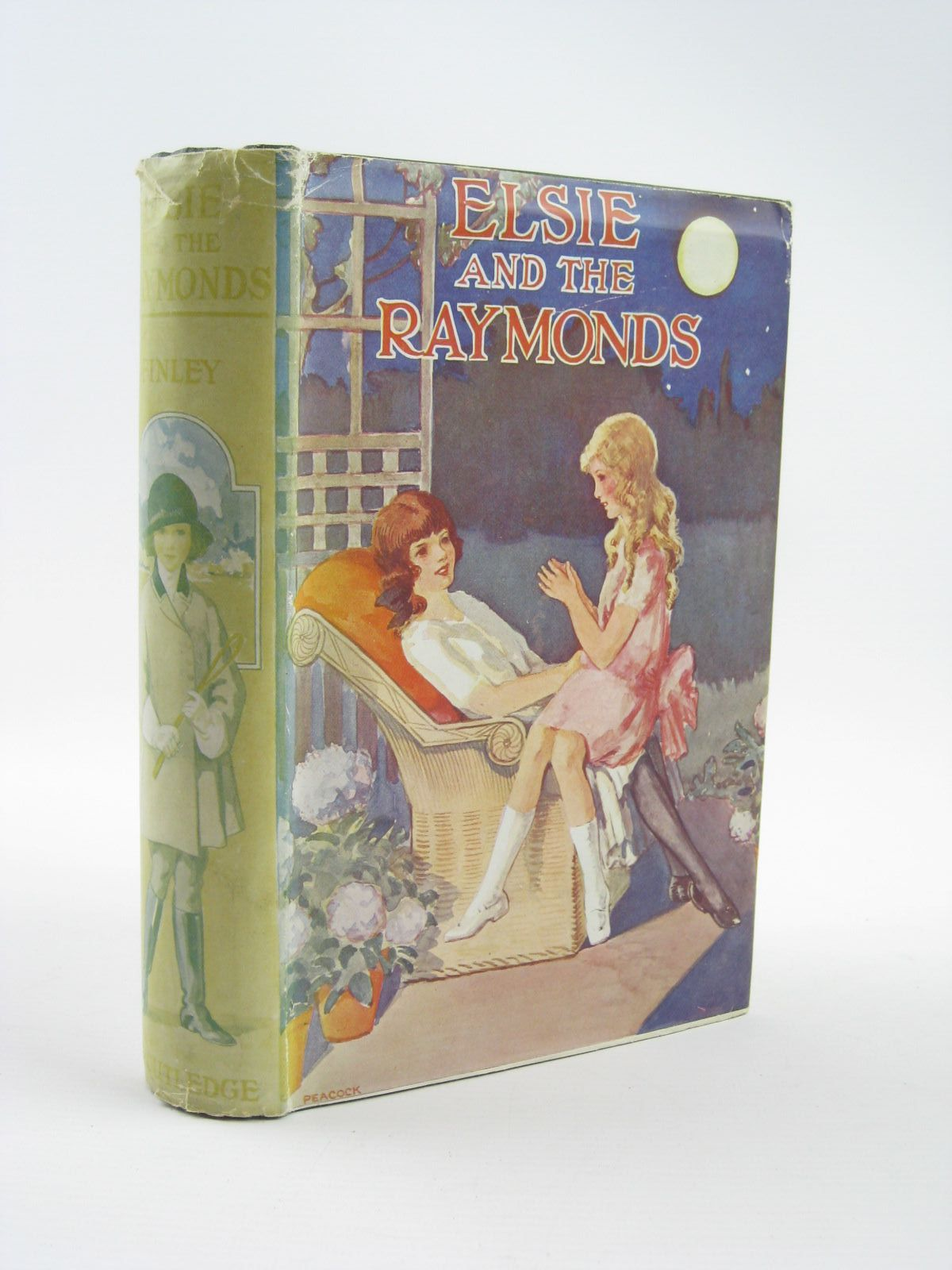 Photo of ELSIE AND THE RAYMONDS written by Finley, Martha published by George Routledge & Sons Ltd. (STOCK CODE: 1310433)  for sale by Stella & Rose's Books