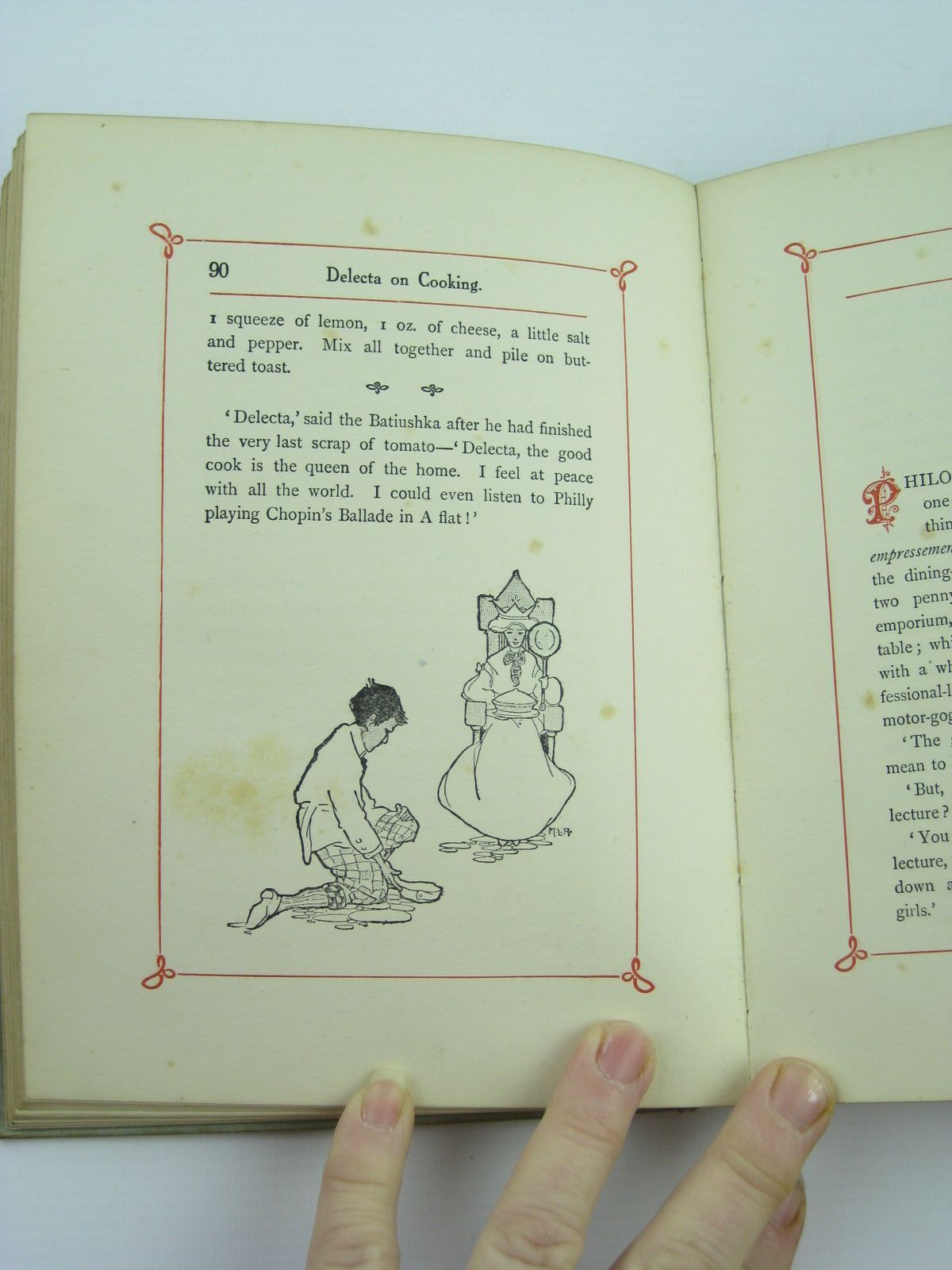Photo of THE AMATEUR COOK written by Burrill, Katharine<br />Booth, Annie M. illustrated by Attwell, Mabel Lucie published by W. &amp; R. Chambers Limited (STOCK CODE: 1310466)  for sale by Stella & Rose's Books