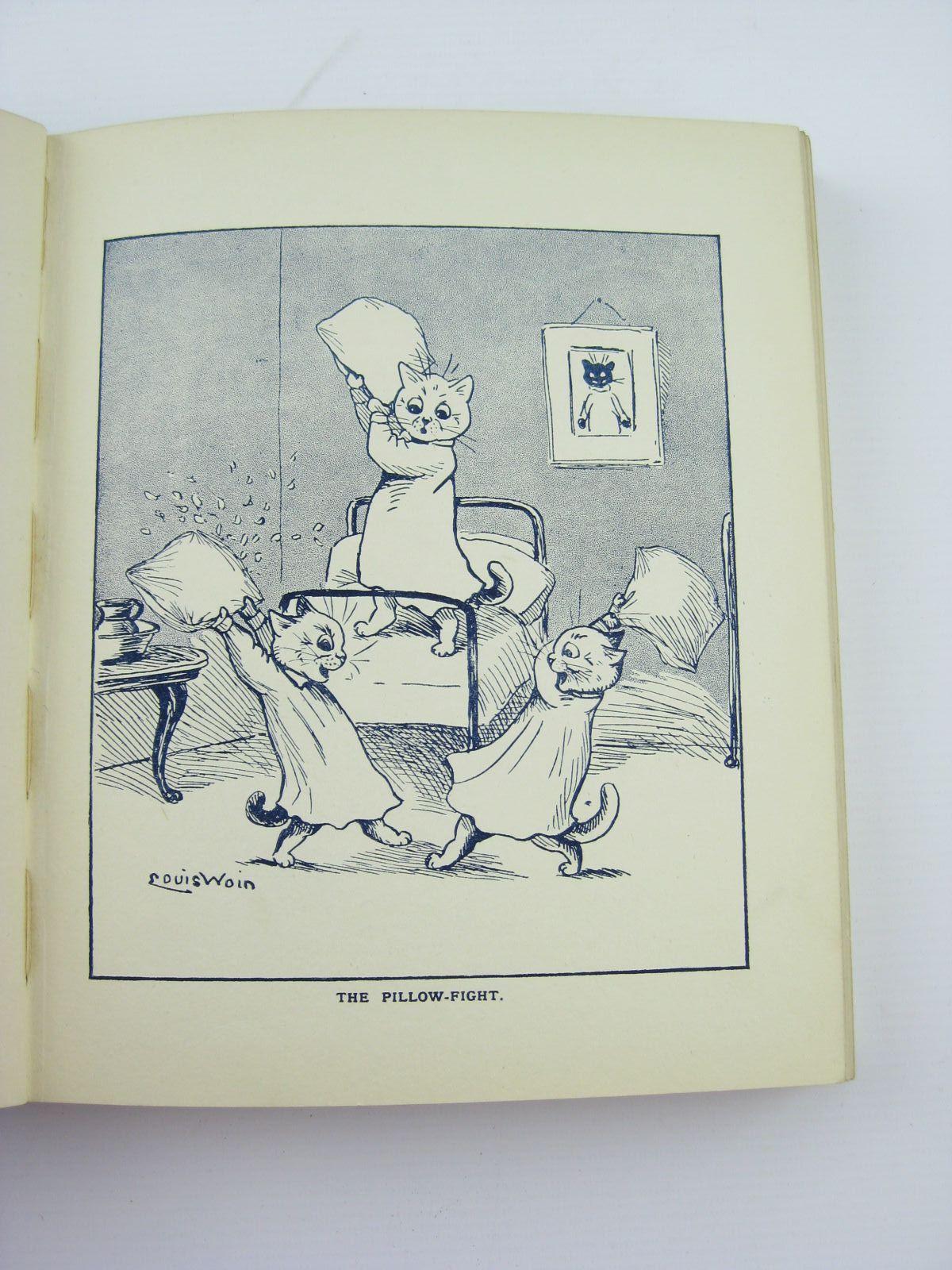 Photo of THE ROSEBUD ANNUAL 1916 written by Blomfield, Elsie Talbot, Ethel et al,  illustrated by Wain, Louis Buchanan, N. et al.,  published by James Clarke & Co. (STOCK CODE: 1310493)  for sale by Stella & Rose's Books