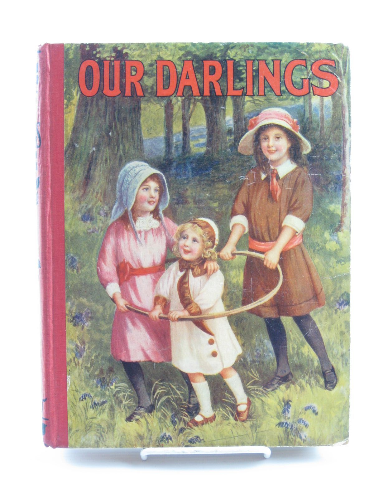 Photo of OUR DARLINGS written by Corbett, Mrs. George et al,  illustrated by Aris, Ernest A. Wain, Louis et al.,  published by John F. Shaw & Co Ltd. (STOCK CODE: 1310567)  for sale by Stella & Rose's Books
