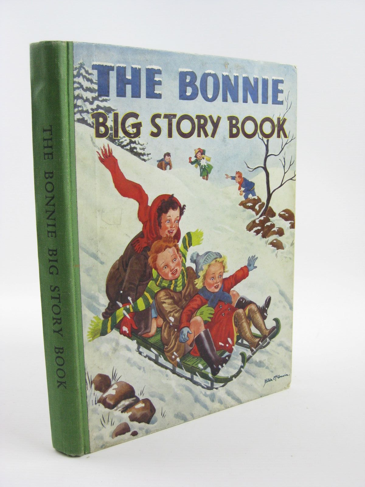 Photo of THE BONNIE BIG STORY BOOK illustrated by Lambert, H.G.C. Marsh Topham, published by Ward, Lock & Co. Ltd. (STOCK CODE: 1310576)  for sale by Stella & Rose's Books