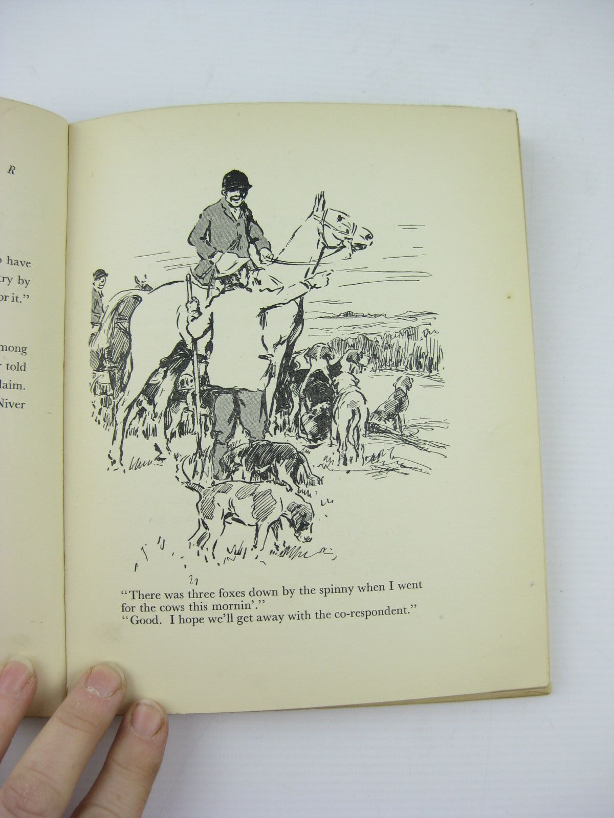 Photo of HORSE LAUGHTER written by Ogilvie, Will H. Armour, George Denholm Paget, Guy illustrated by Armour, G. Denholm published by Duckworth (STOCK CODE: 1310801)  for sale by Stella & Rose's Books