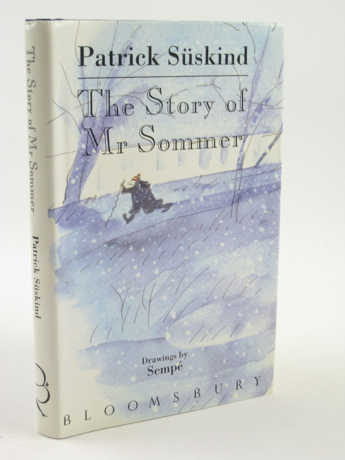 Photo of THE STORY OF MR SOMMER written by Suskind, Patrick illustrated by Sempe,  published by Bloomsbury (STOCK CODE: 1310906)  for sale by Stella & Rose's Books