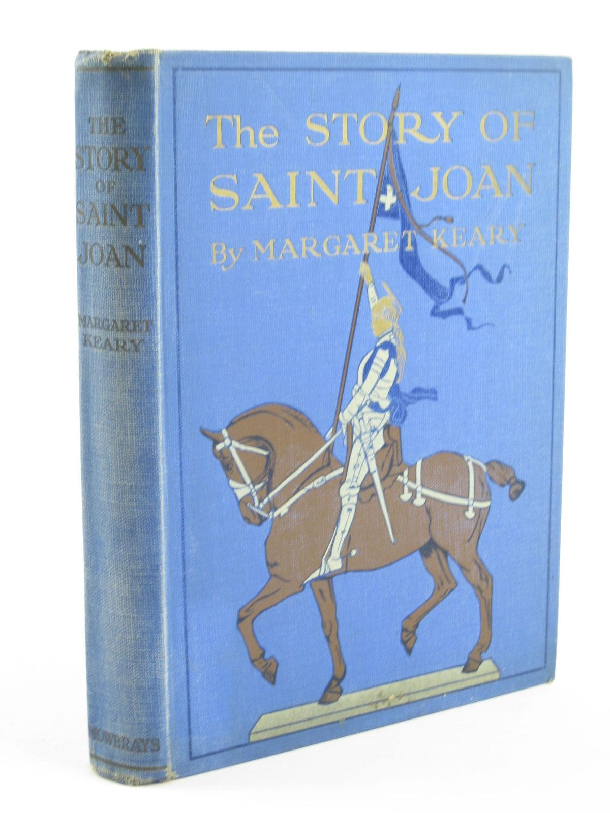 Photo of THE STORY OF SAINT JOAN- Stock Number: 1310965
