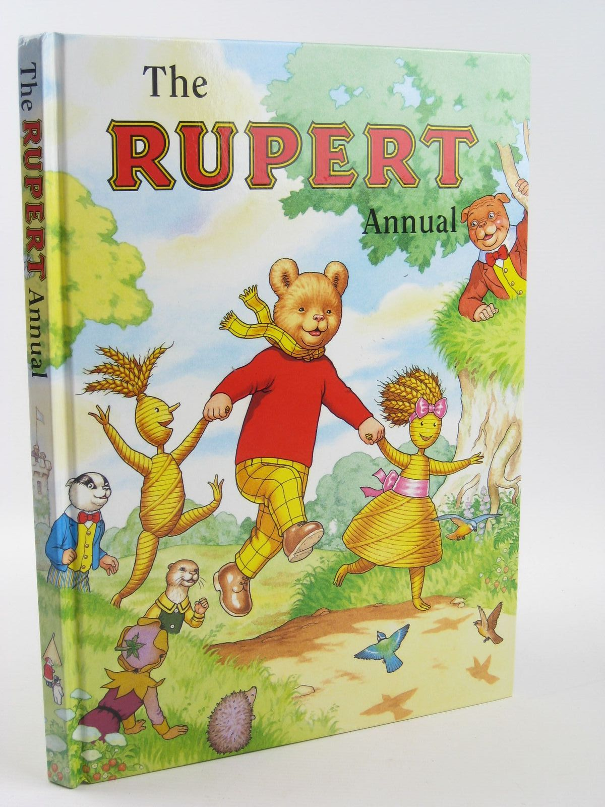 Photo of RUPERT ANNUAL 2000 written by Robinson, Ian illustrated by Harrold, John Hart, Gina published by Pedigree Books Limited (STOCK CODE: 1311010)  for sale by Stella & Rose's Books