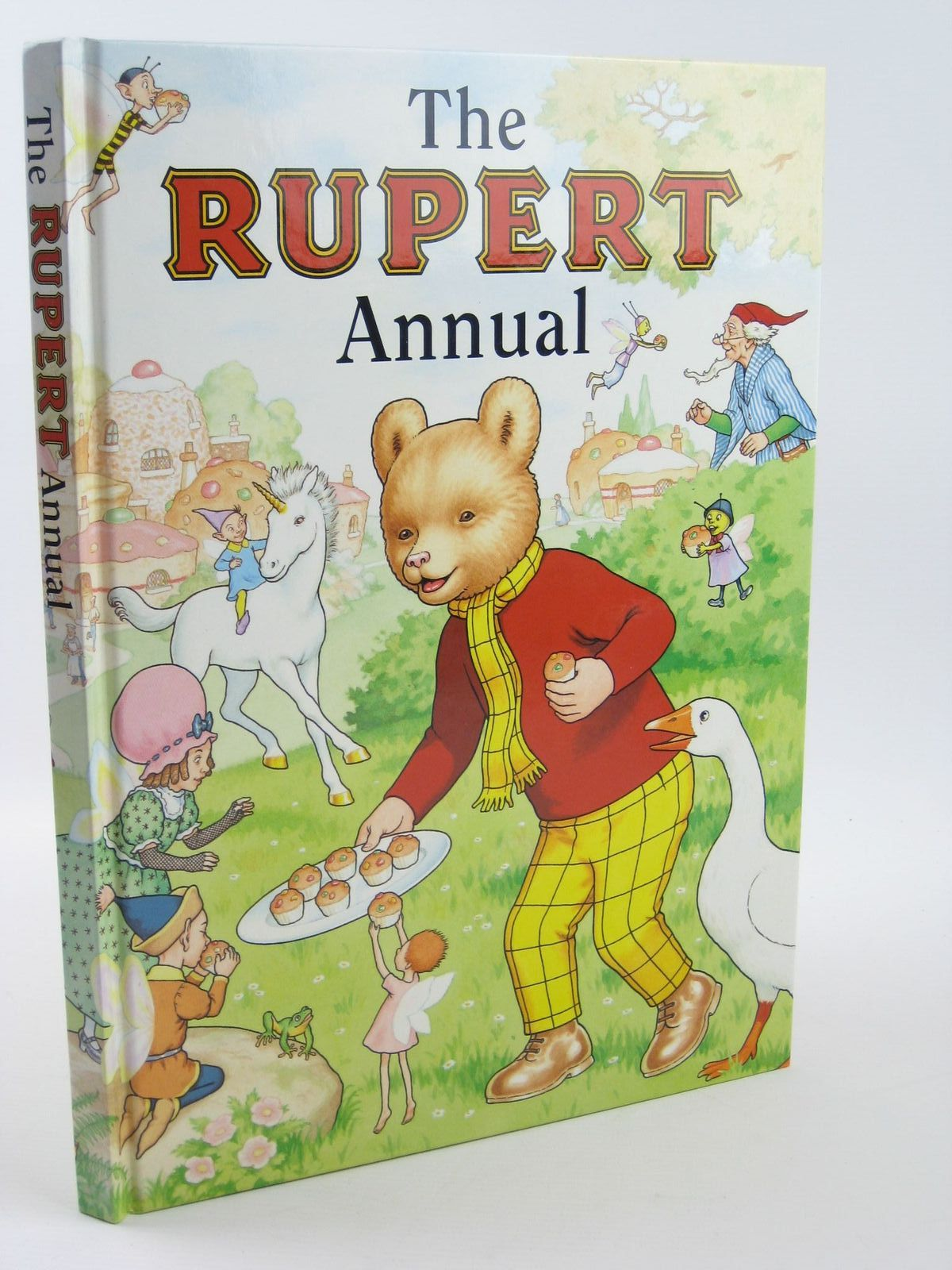 Photo of RUPERT ANNUAL 1998 written by Robinson, Ian illustrated by Harrold, John published by Pedigree Books Limited (STOCK CODE: 1311012)  for sale by Stella & Rose's Books