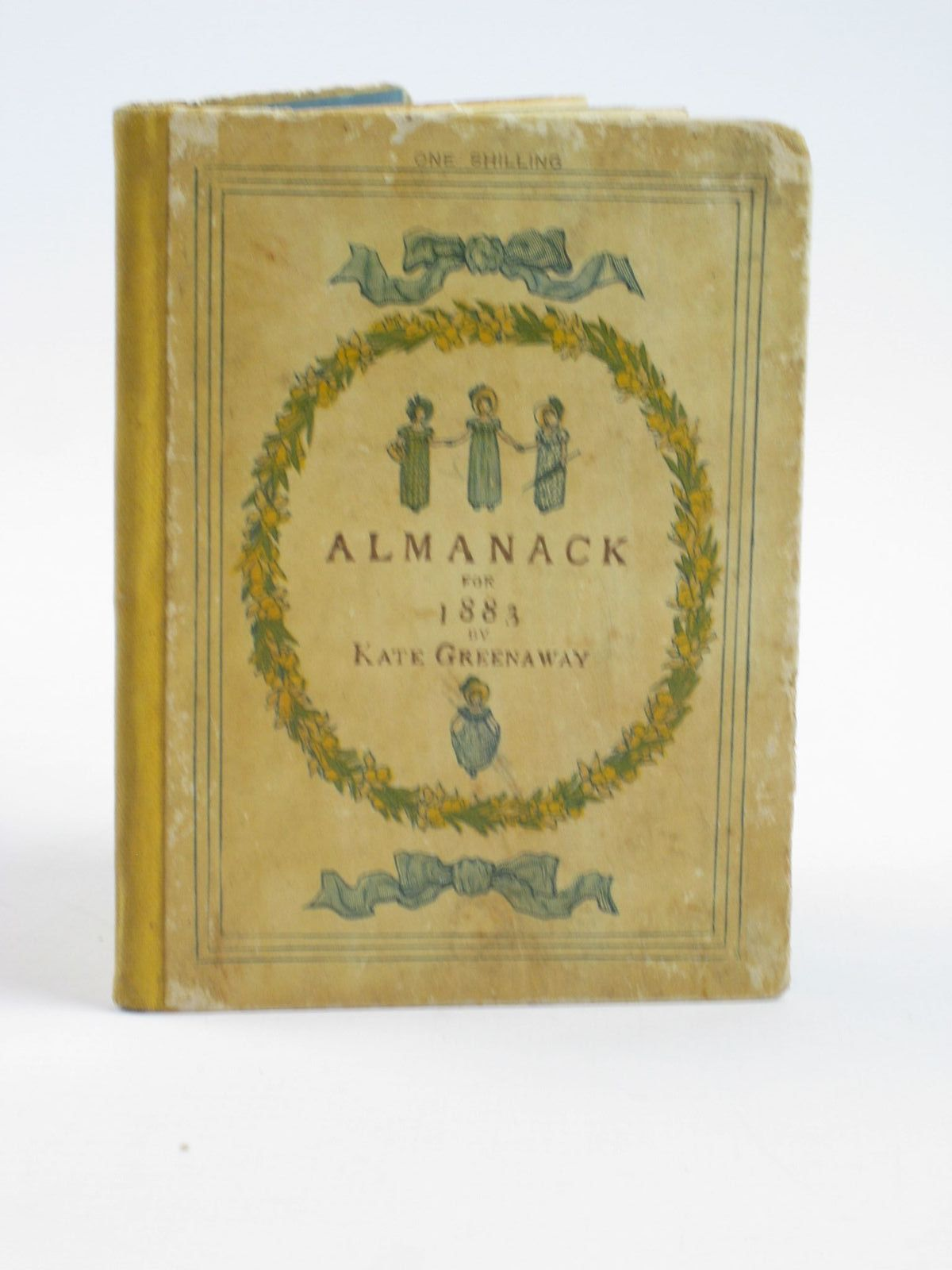 Photo of ALMANACK FOR 1883- Stock Number: 1311052