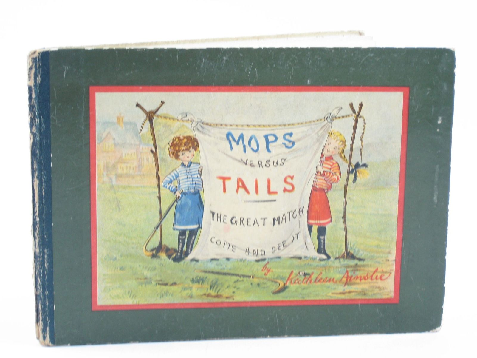 Photo of MOPS VERSUS TAILS- Stock Number: 1311059