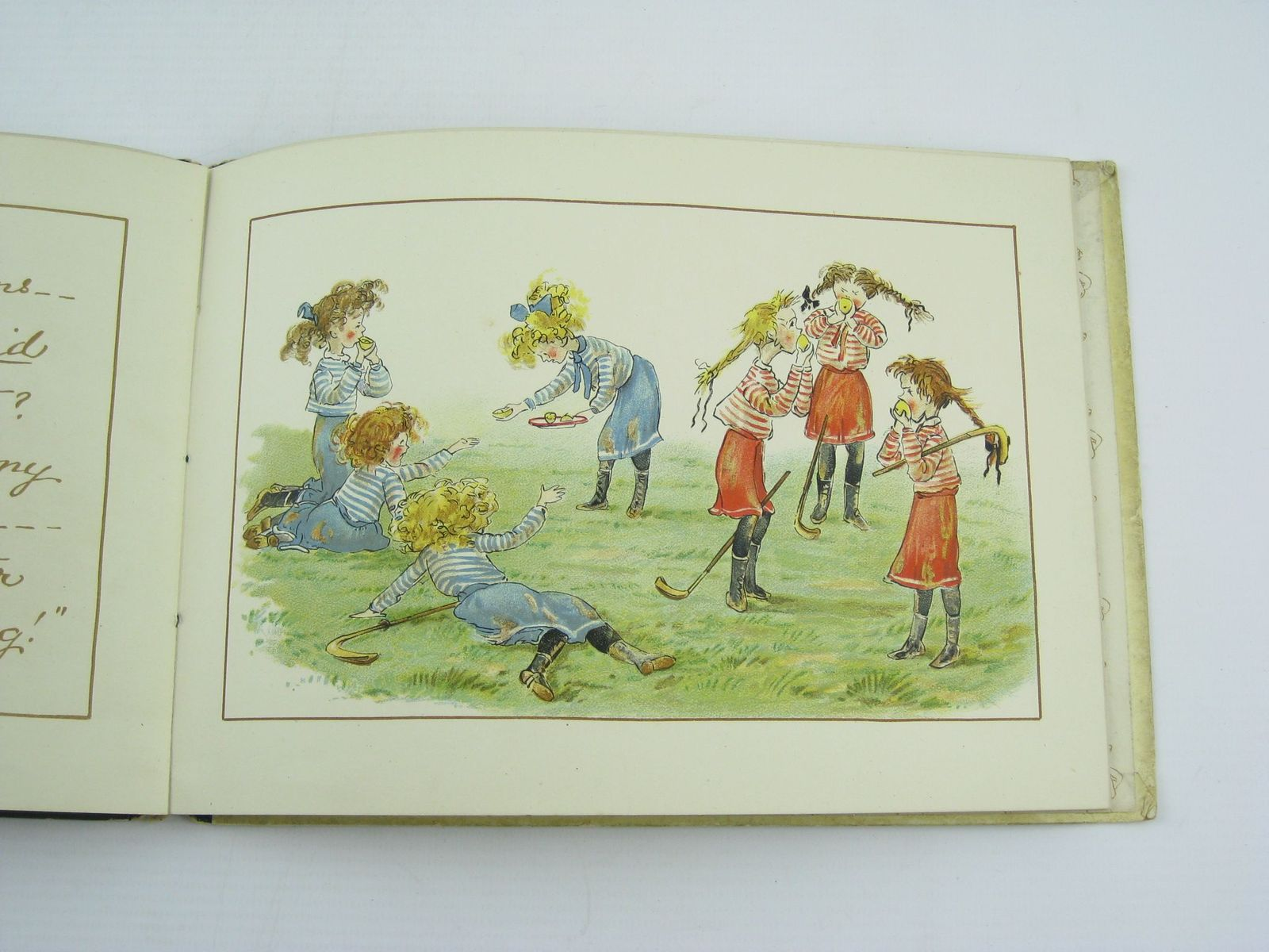 Photo of MOPS VERSUS TAILS written by Ainslie, Kathleen illustrated by Ainslie, Kathleen published by Castell Brothers Ltd., Frederick A. Stokes Company (STOCK CODE: 1311059)  for sale by Stella & Rose's Books