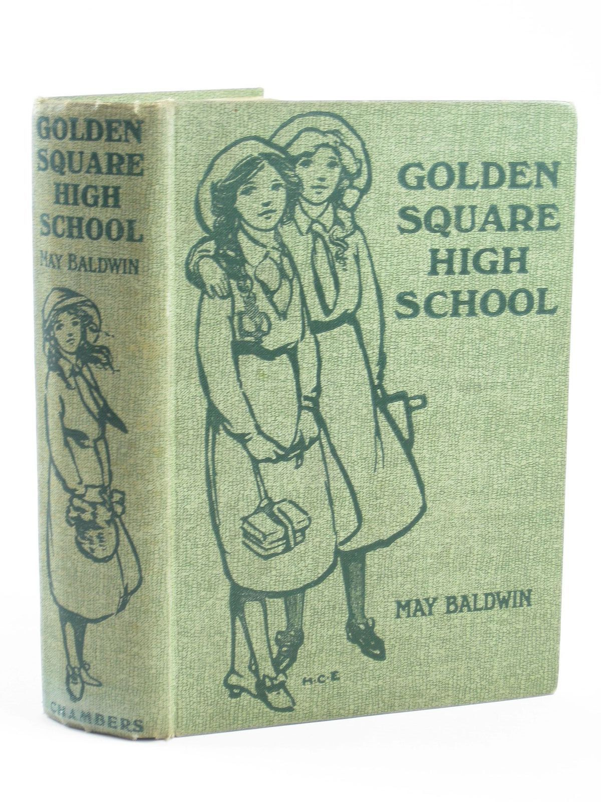 Photo of GOLDEN SQUARE HIGH SCHOOL written by Baldwin, May illustrated by Boyd, A.S. published by W. & R. Chambers Limited (STOCK CODE: 1311119)  for sale by Stella & Rose's Books