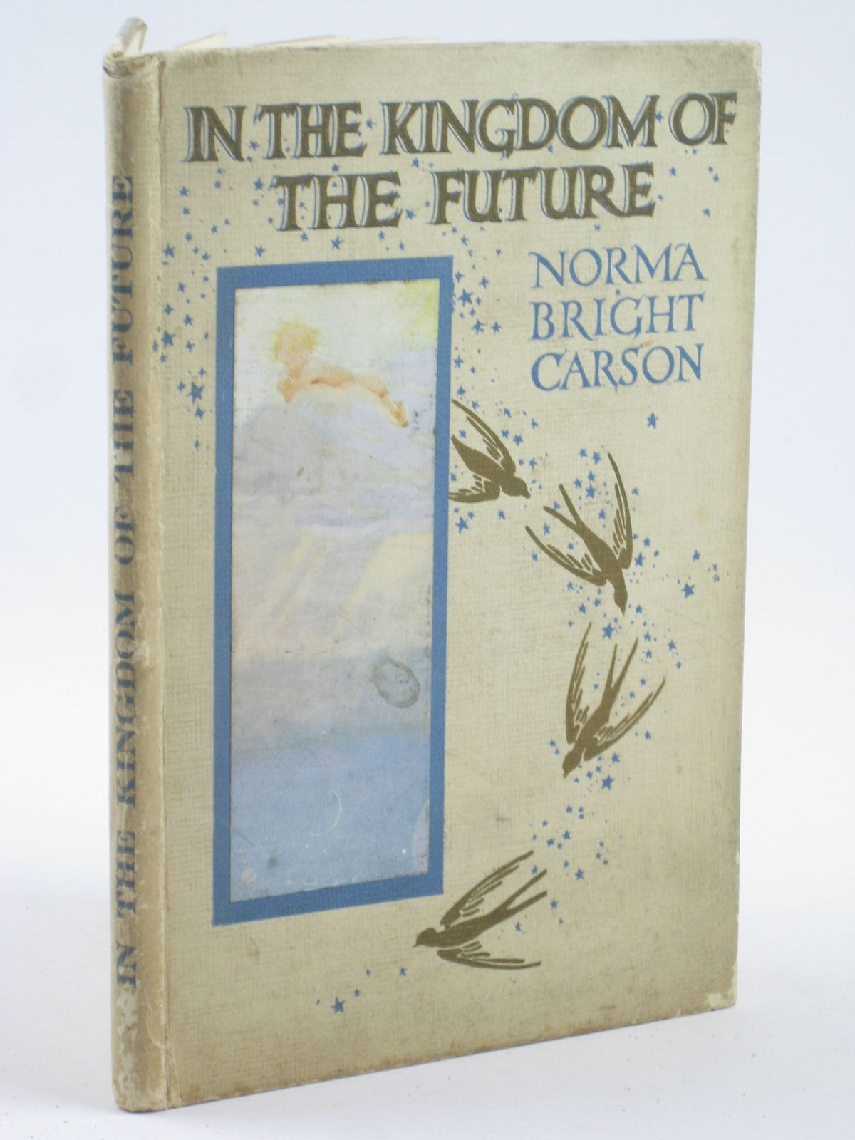 Photo of IN THE KINGDOM OF THE FUTURE written by Carson, Norma Bright illustrated by Appleton, Honor C. published by Hodder & Stoughton (STOCK CODE: 1311180)  for sale by Stella & Rose's Books