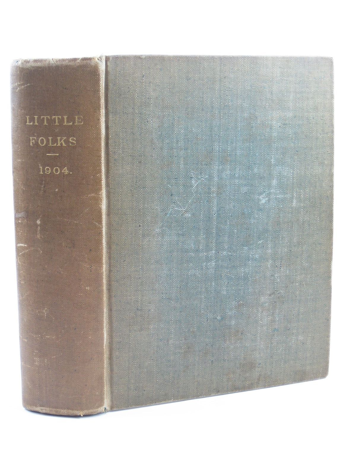 Photo of LITTLE FOLKS 1904 written by Meade, L.T.<br />Ellis, Edward S.<br />Woolf, B.Sidney<br />Cuthell, Edith E.<br />et al, illustrated by Rountree, Harry<br />Griset, Ernest<br />Jackson, A.E.<br />et al., published by Cassell &amp; Company Limited (STOCK CODE: 1311221)  for sale by Stella & Rose's Books