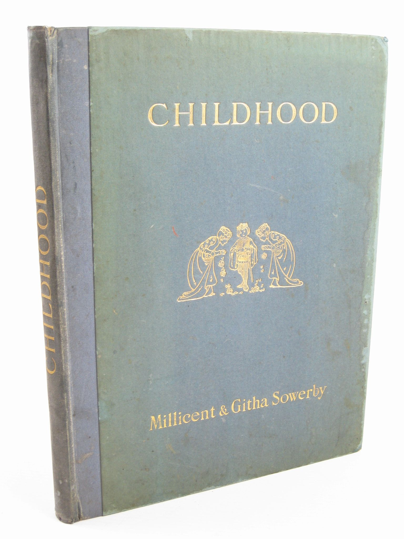 Photo of CHILDHOOD written by Sowerby, Githa illustrated by Sowerby, Millicent published by Chatto & Windus (STOCK CODE: 1311253)  for sale by Stella & Rose's Books