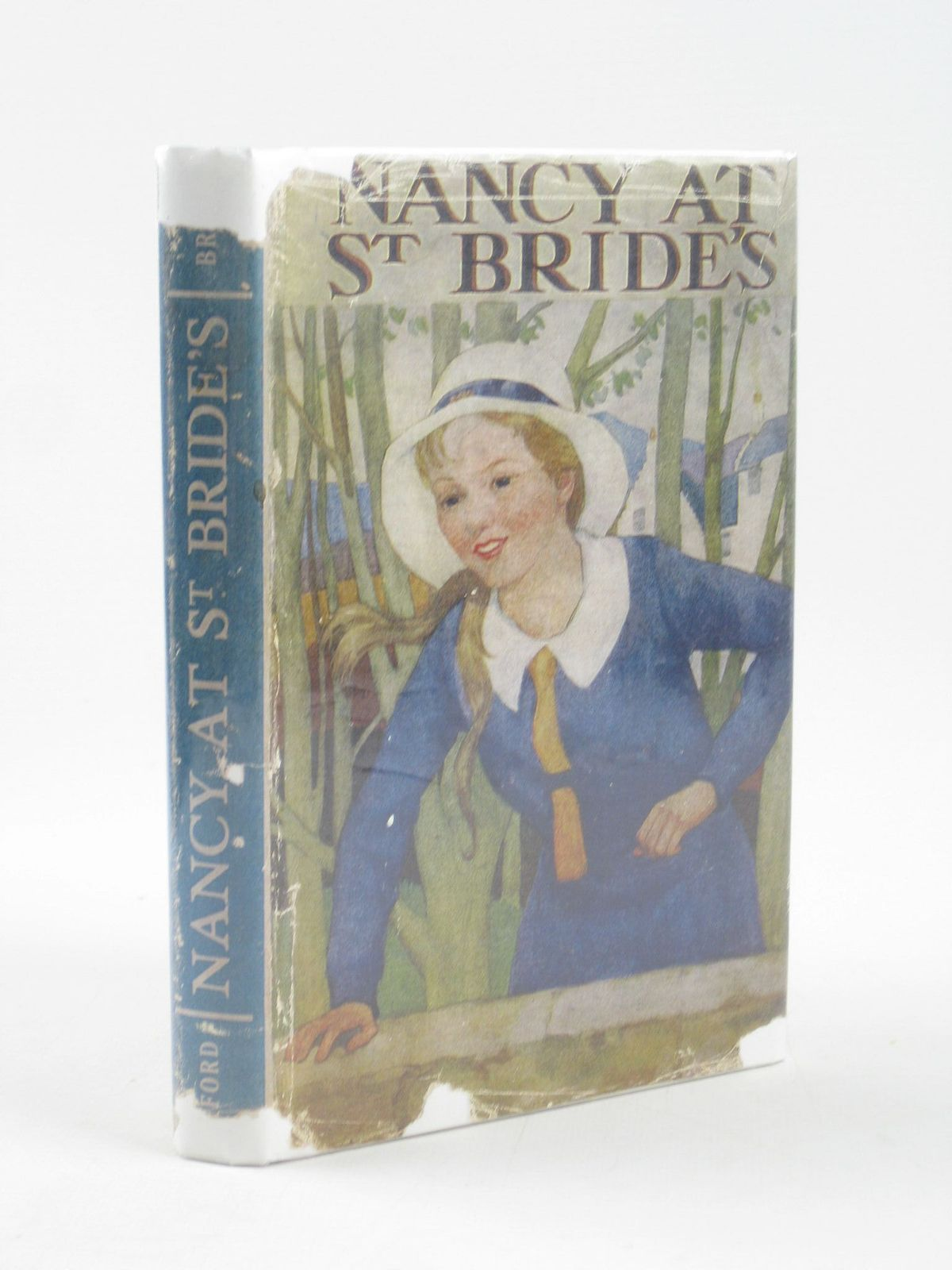 Photo of NANCY AT ST. BRIDE'S written by Bruce, Dorita Fairlie illustrated by Johnston, M.D. published by Oxford University Press, Geoffrey Cumberlege (STOCK CODE: 1311302)  for sale by Stella & Rose's Books