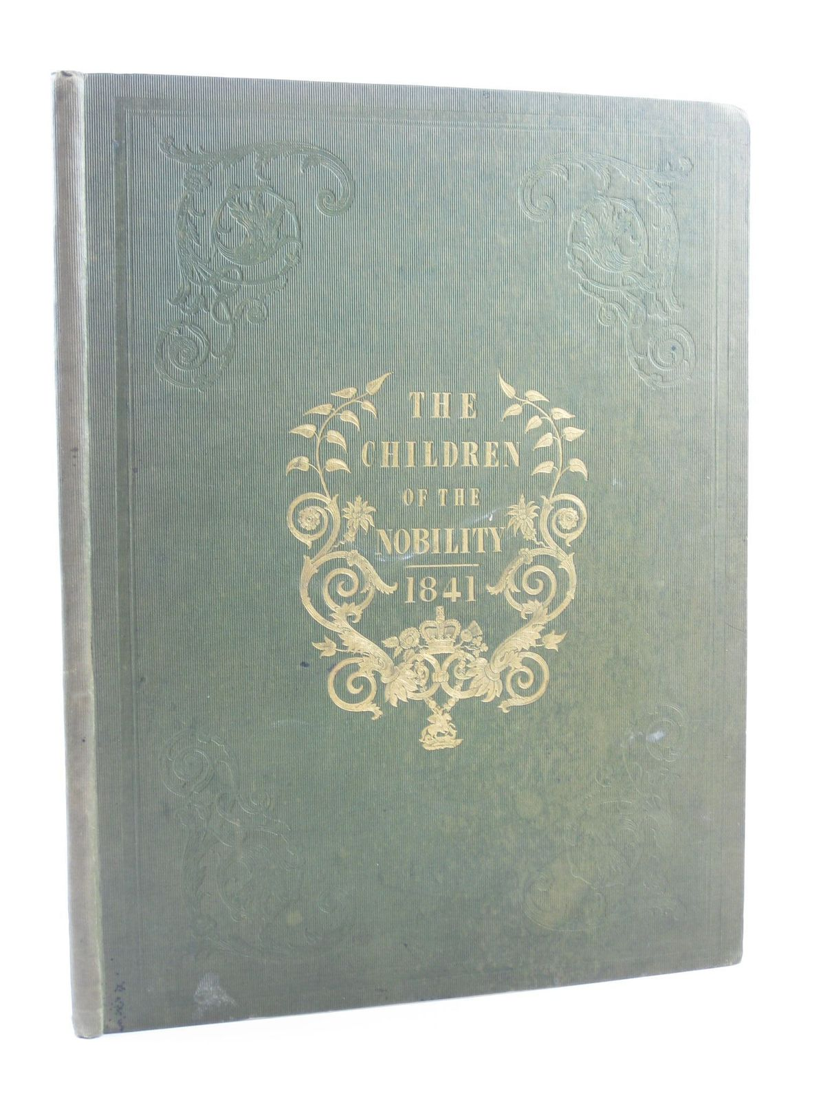 Photo of PORTRAITS OF THE CHILDREN OF THE NOBILITY written by Fairlie, Mrs et al, illustrated by Chalon, Alfred E. et al., published by Longman, Orme, Brown, Green and Longmans (STOCK CODE: 1311381)  for sale by Stella & Rose's Books