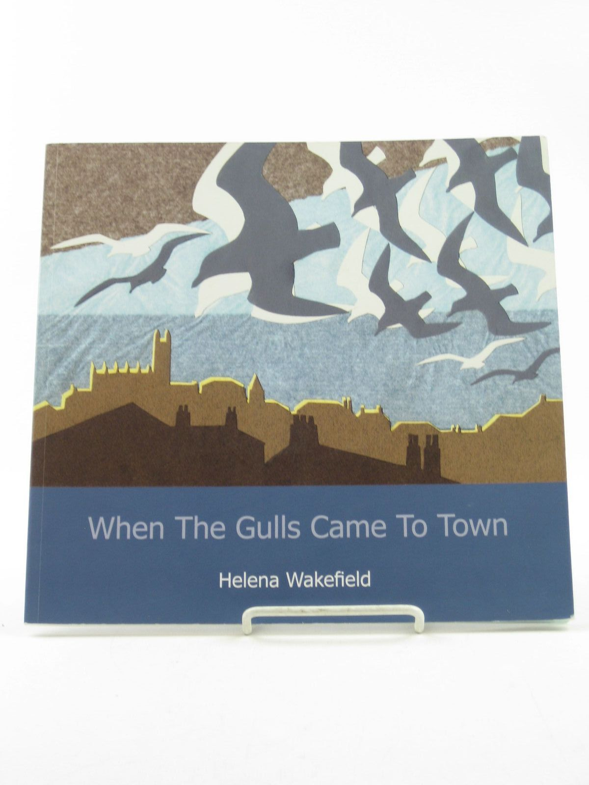 Photo of WHEN THE GULLS CAME TO TOWN- Stock Number: 1311544