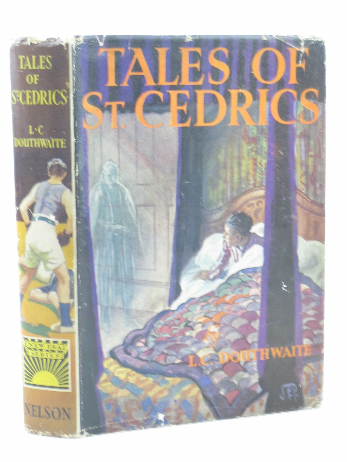 Photo of TALES OF ST. CEDRICS written by Douthwaite, L.C. illustrated by Paterson, J. Phillips published by Thomas Nelson and Sons Ltd. (STOCK CODE: 1311570)  for sale by Stella & Rose's Books
