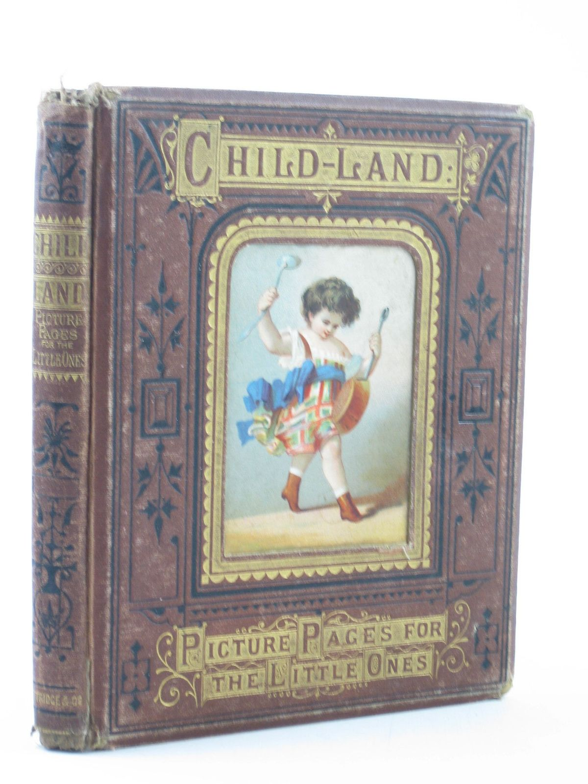 Photo of CHILD-LAND published by S.W. Partridge & Co. (STOCK CODE: 1311588)  for sale by Stella & Rose's Books