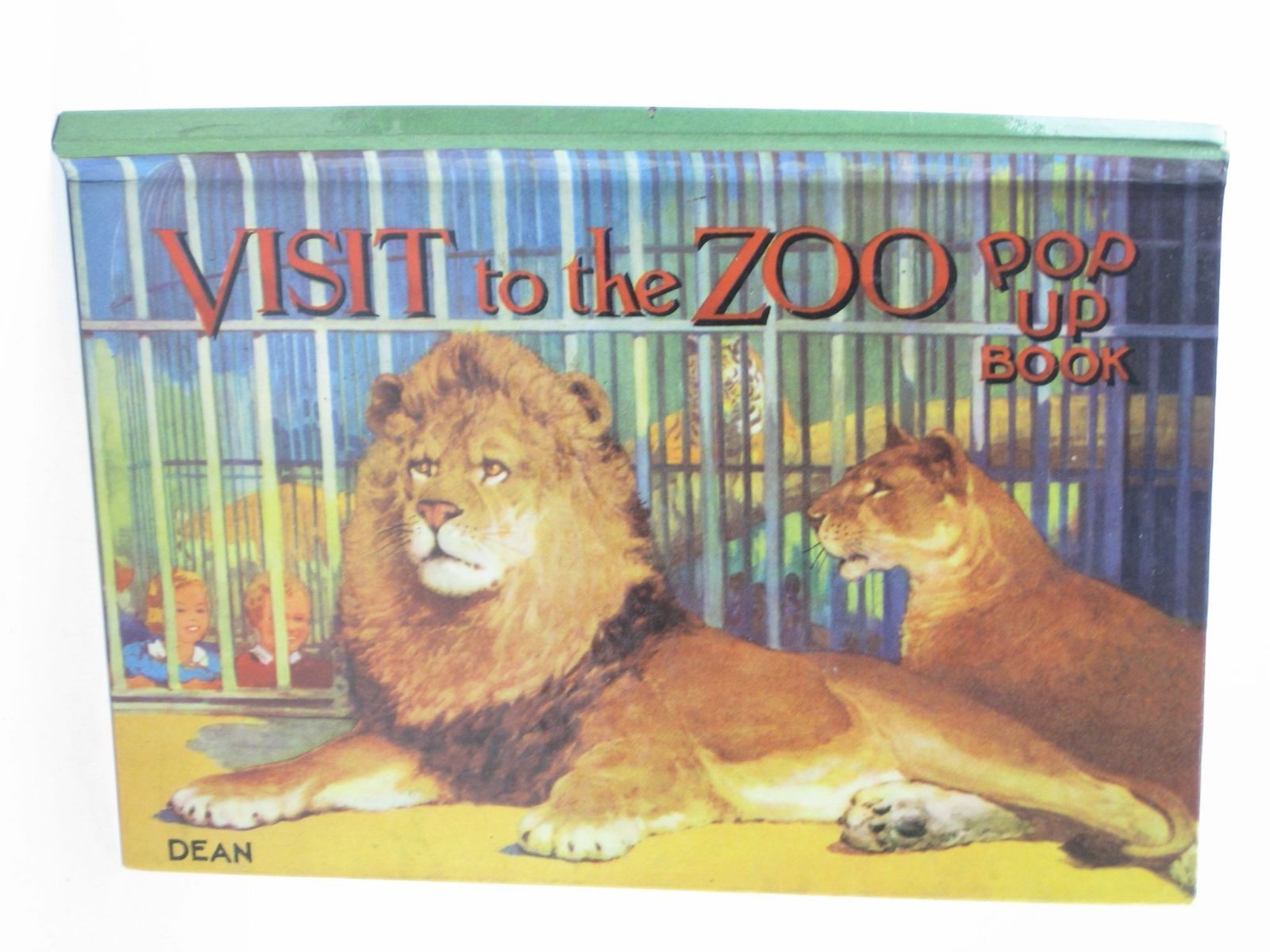 Photo of VISIT TO THE ZOO POP-UP BOOK published by Dean & Son Ltd. (STOCK CODE: 1311589)  for sale by Stella & Rose's Books