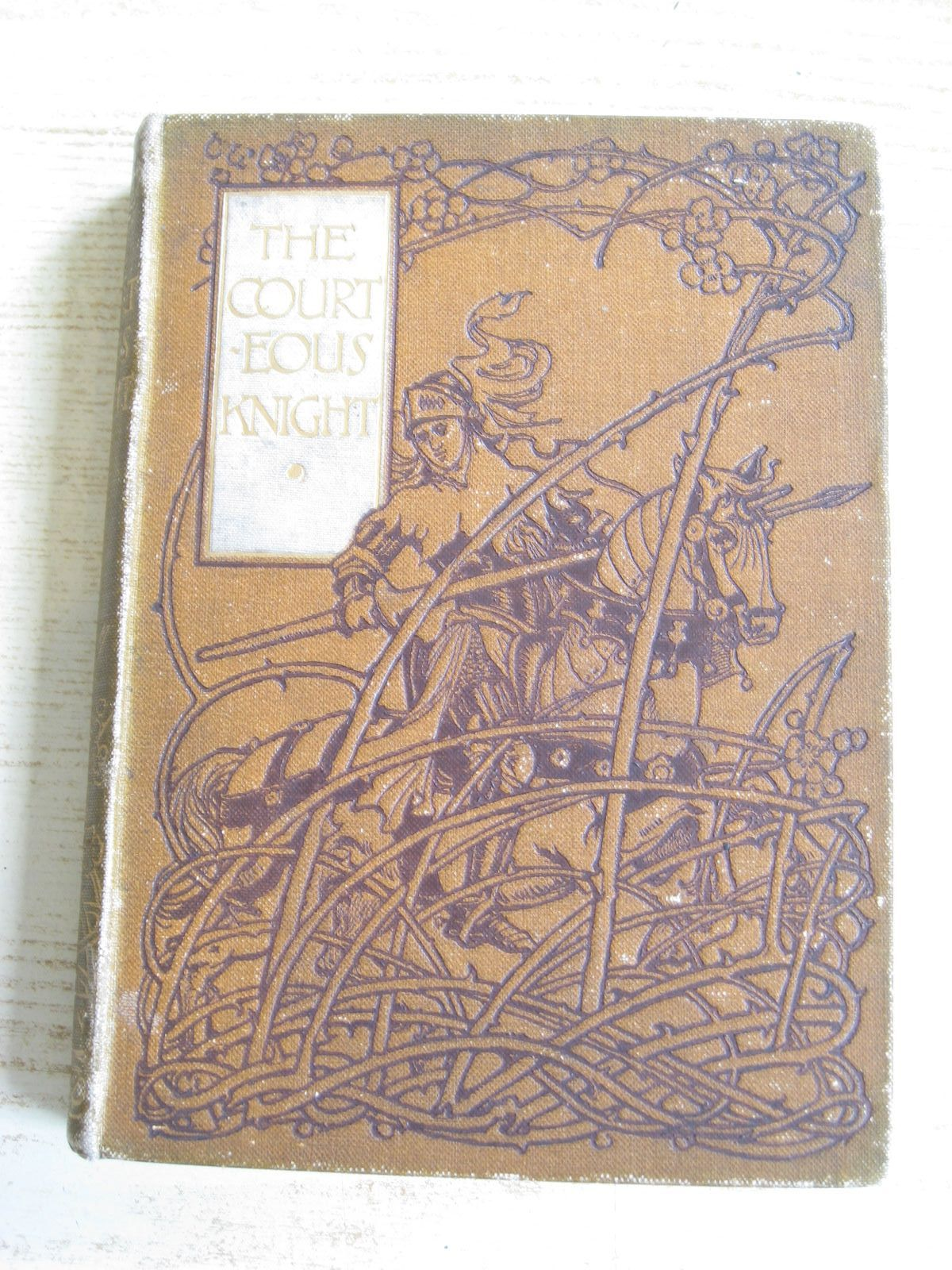 Photo of THE COURTEOUS KNIGHT AND OTHER TALES- Stock Number: 1311762