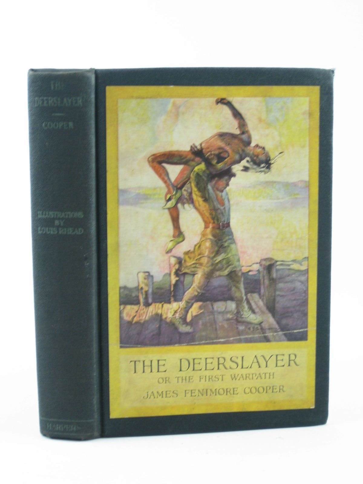 Photo of THE DEERSLAYER OR THE FIRST WARPATH- Stock Number: 1311785
